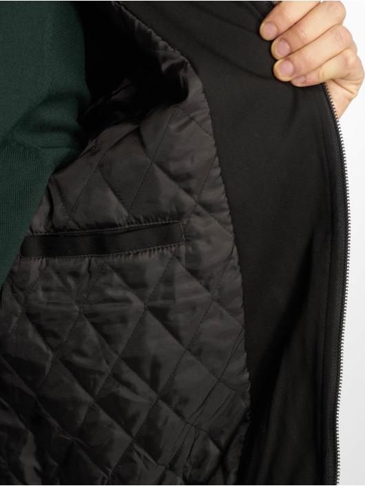 New Look Lightweight Jacket Check Aviator green