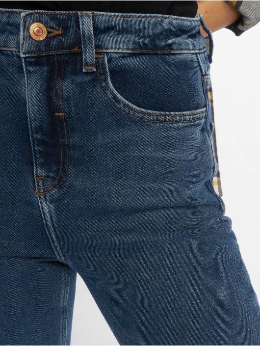 New Look Máma džíny Ripped modrý