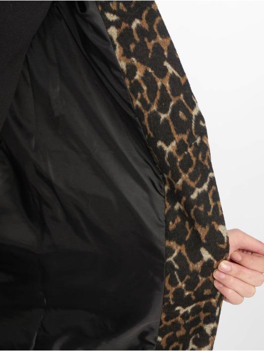 New Look Mantel Formal Animal Lead In braun