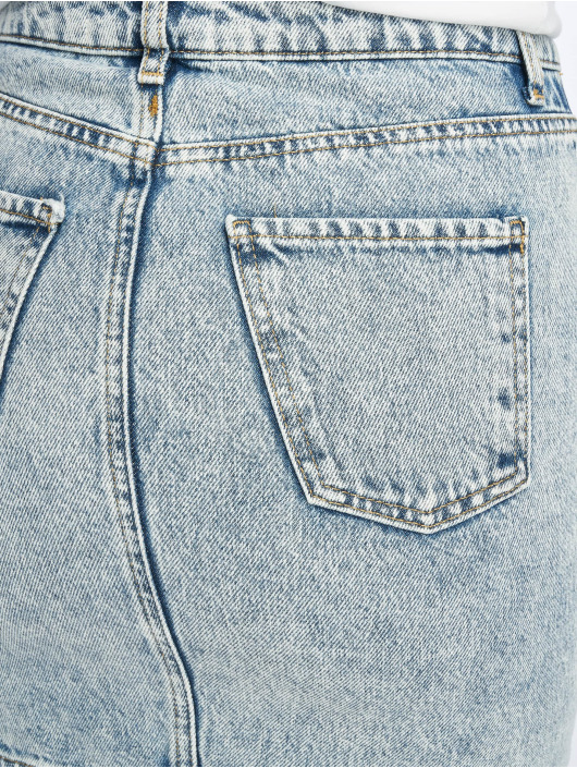 e13ff7d00e4105 New Look Jeans   Mom Jeans Yoke Front Acid Willow in blauw 660495
