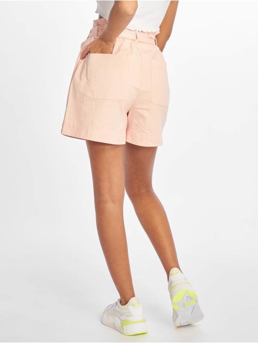 New Look Pantalón cortos Loop rosa