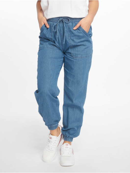 New Look Pantalone ginnico Lightweight blu