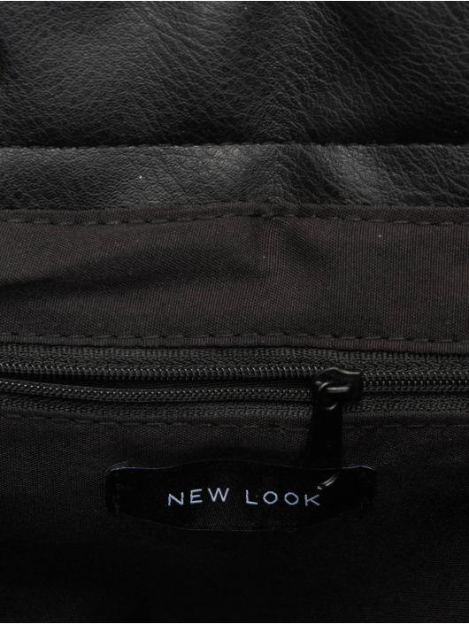 New Look Plecaki Grungey czarny