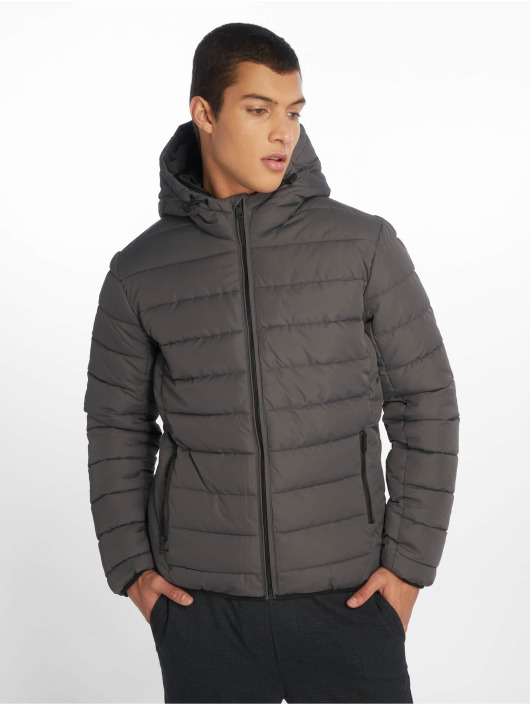 New Look Puffer Jacket Entry grey
