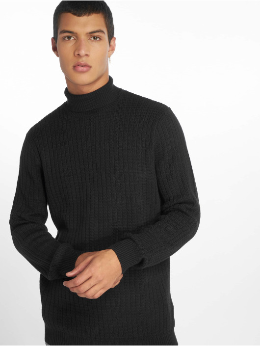 New Look Pullover Racking Stitch blue