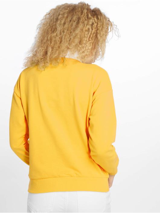 New Look Pulóvre WOW Colourblock žltá