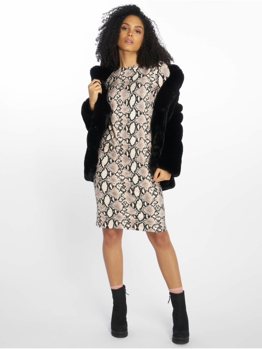 New Look Robe Serena Snake S/TCH brun