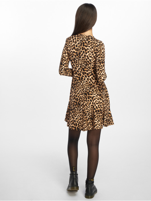 New Look Robe T Max Animal S/TCH Zip brun