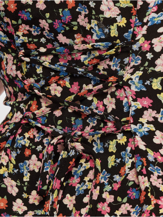 dc70c9f89c3e8 ... New Look Robe Chloe Floral Lattice Back noir ...