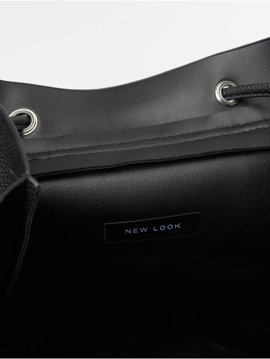 New Look rugzak Ring Detail zwart