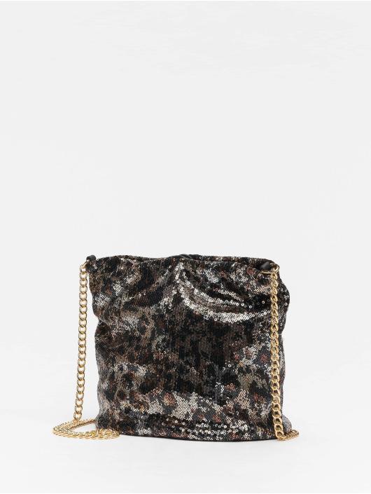 New Look Sac Lennie Leopard Sequin brun