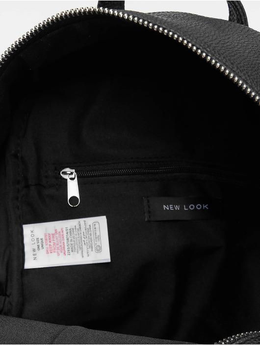 New Look Sac Dahlia Zip Pocket Mini Curve noir