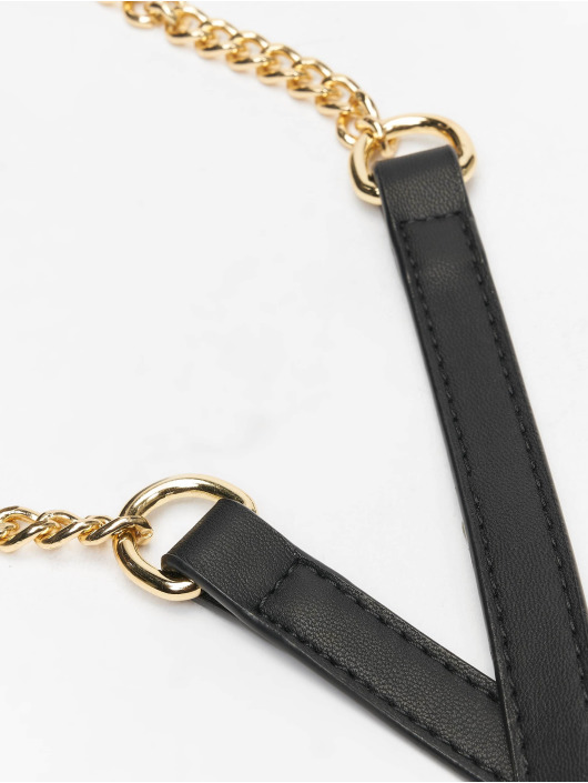 New Look Sac Chevron Quilt noir