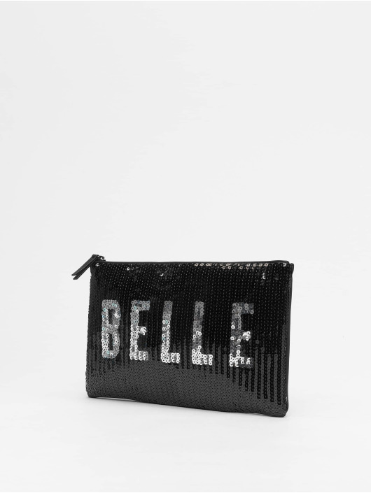 New Look Sac Belle Sequin noir
