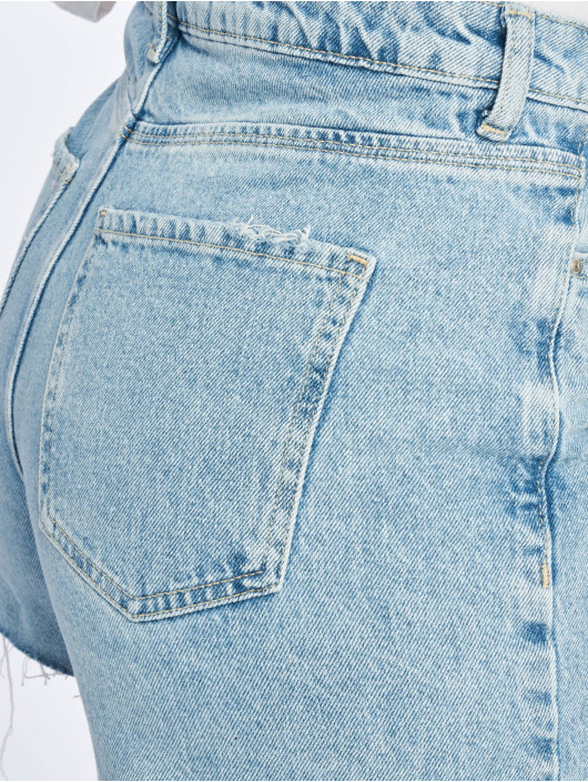 New Look Shorts Extrme Amelie Rip blau