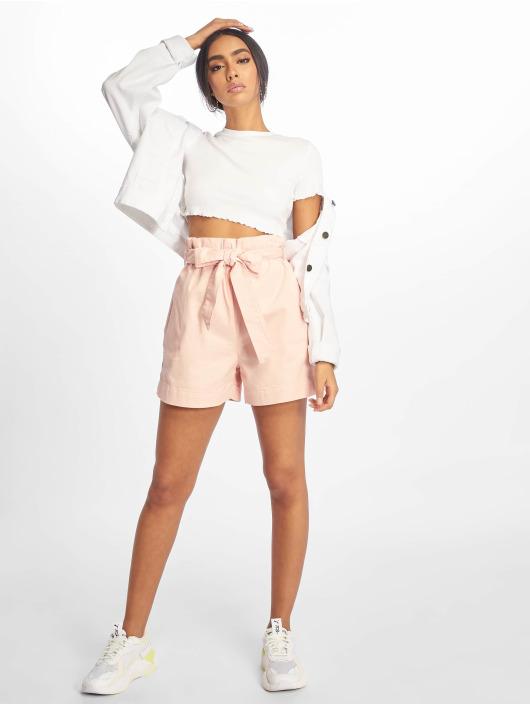 New Look Shorts Loop rosa chiaro