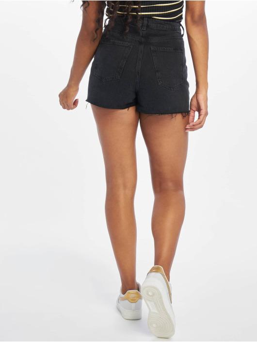 New Look Shorts LI Cranberry Mom schwarz