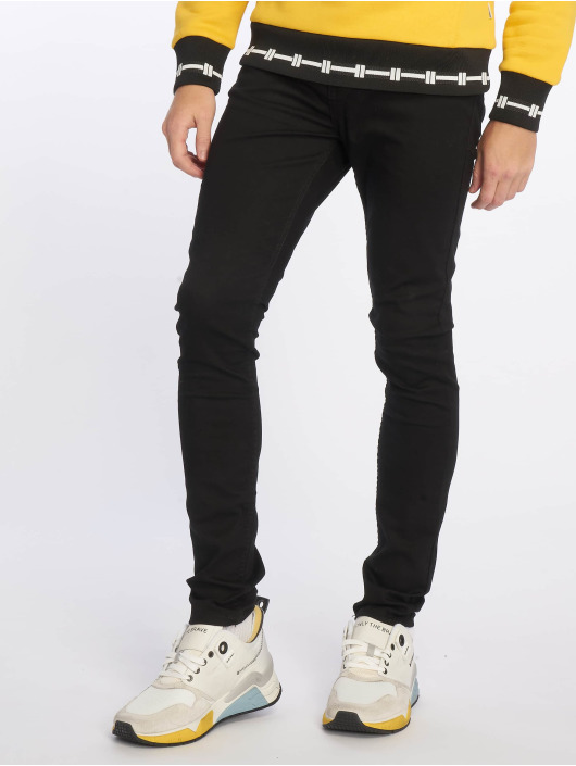New Look Skinny Jeans Black black