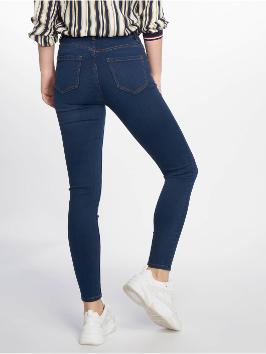 New Look Skinny jeans AW18 Supersoft Super blauw