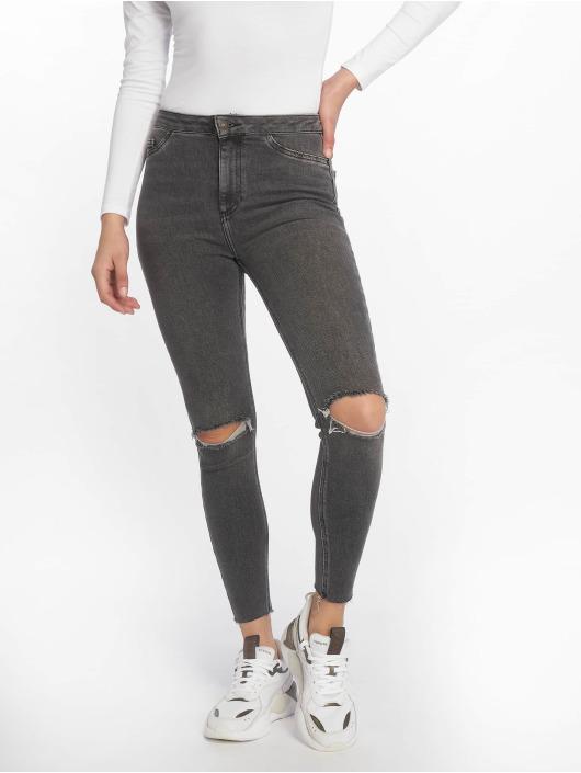 New Look Skinny Jeans Vanessa Disco Sooty grå