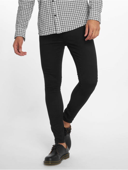 New Look Skinny Jeans Black schwarz