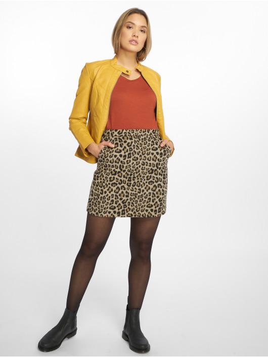 New Look Skirt Animal brown