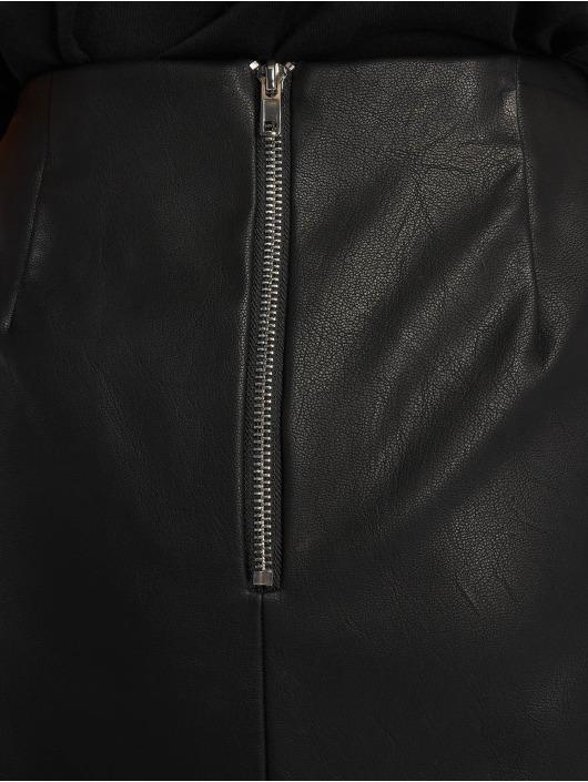 New Look Skjørt AW18 PU svart