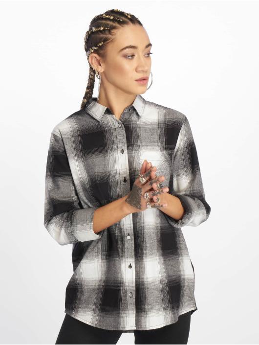 New Look Skjorter LI Martha Mono Check svart