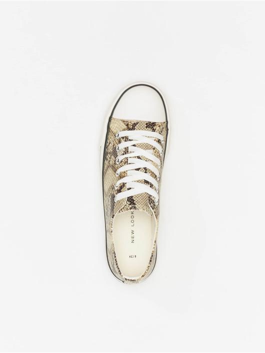 New Look sneaker Manfred - PU Double Sole Fox Strap bruin