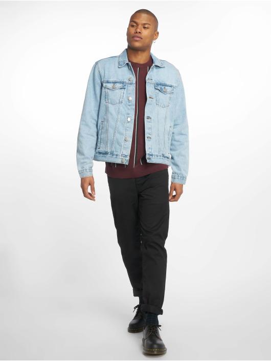 New Look Spijkerjasjes Basic Denim blauw