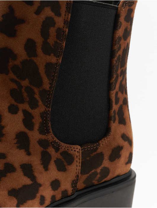 New Look Støvler Cagey 2 - SDT Low Chunky brun