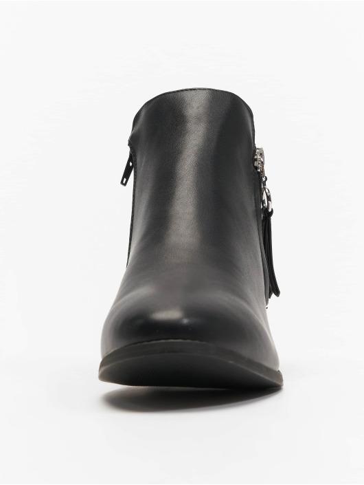 New Look Støvler Abbi - Zip Pull Low Casual 35 svart