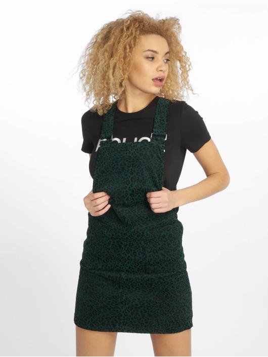 New Look Sukienki Jamie Animal Cord zielony