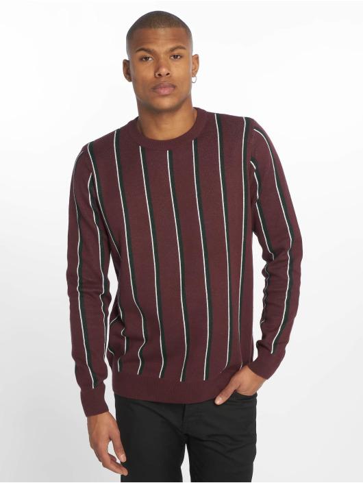 New Look Rouge Homme Pull Sweatamp; Stripe 651387 Vertical l3TK1c5uJF