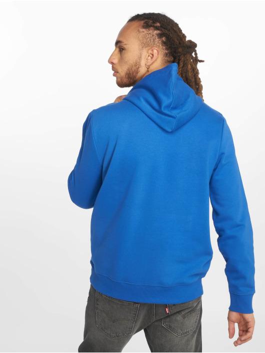 Look Homme Sweat Core Capuche New Bleu 651374 wPO8kn0