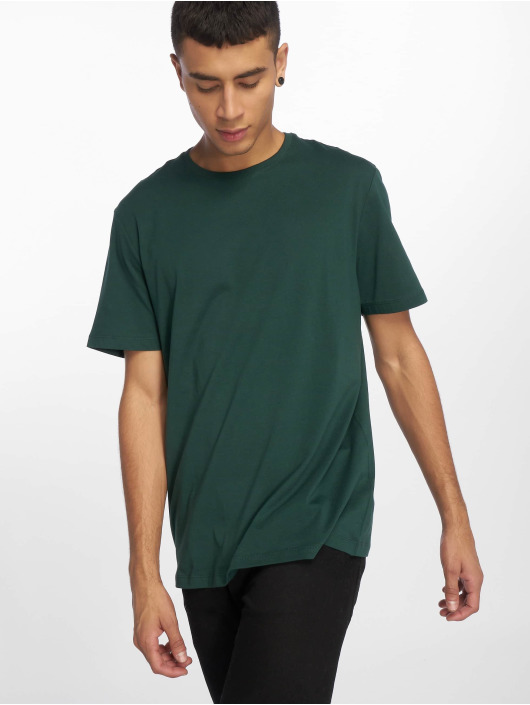 New Look t-shirt Crew SN Tee groen