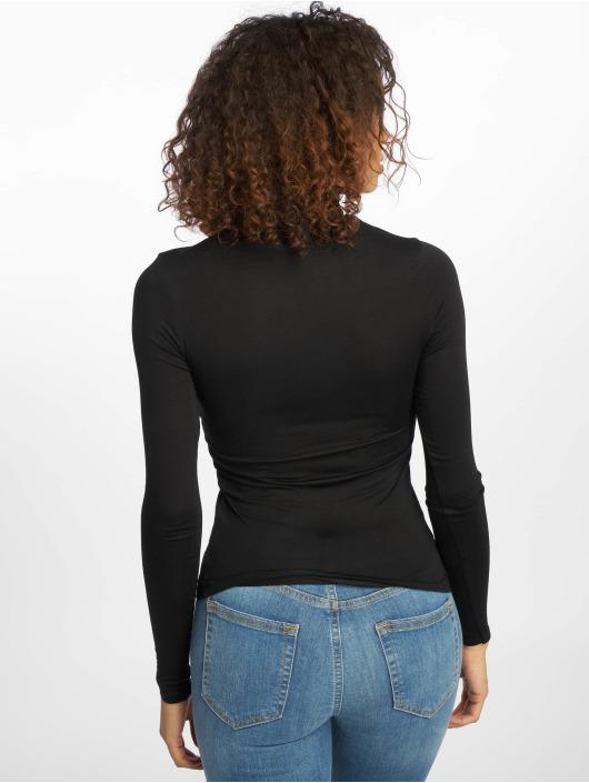 New Look T-Shirt manches longues D Ve noir