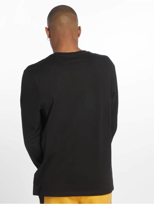 shirt 651392 Basic T New Noir Look Homme eoBdxC