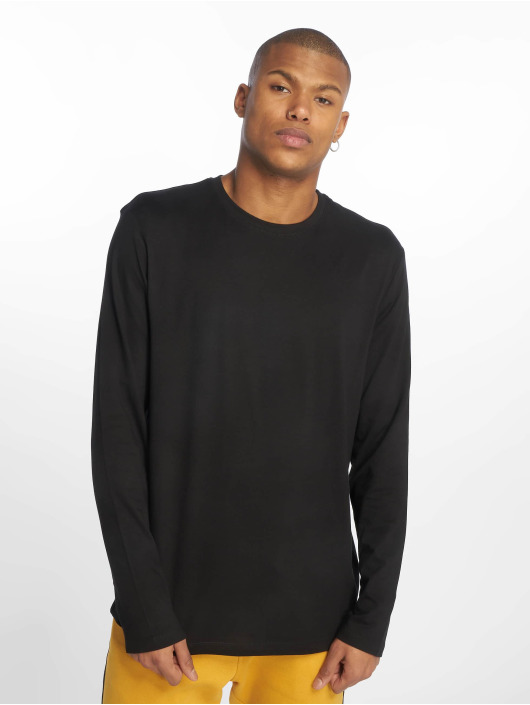Homme Noir New T Shirt 651392 LookBasic OkZiPuX
