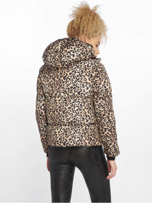 New Look Täckjackor Animal Print brun