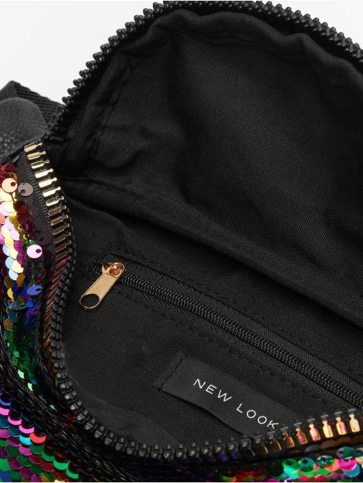 New Look Tasche Rainbow Sequin Bum bunt