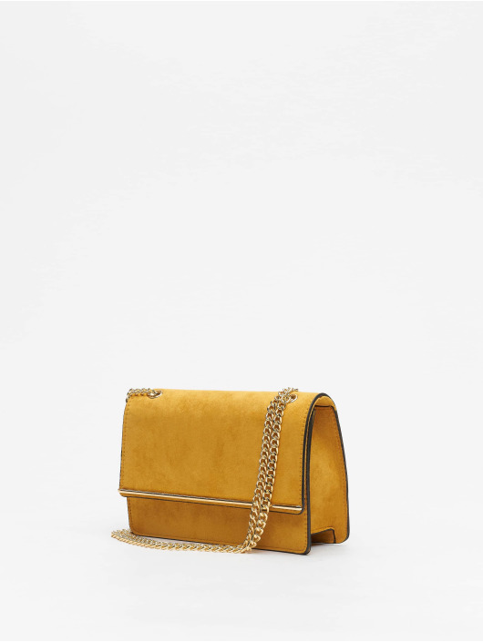 New Look Tasche Rochelle Chain Choulder gelb