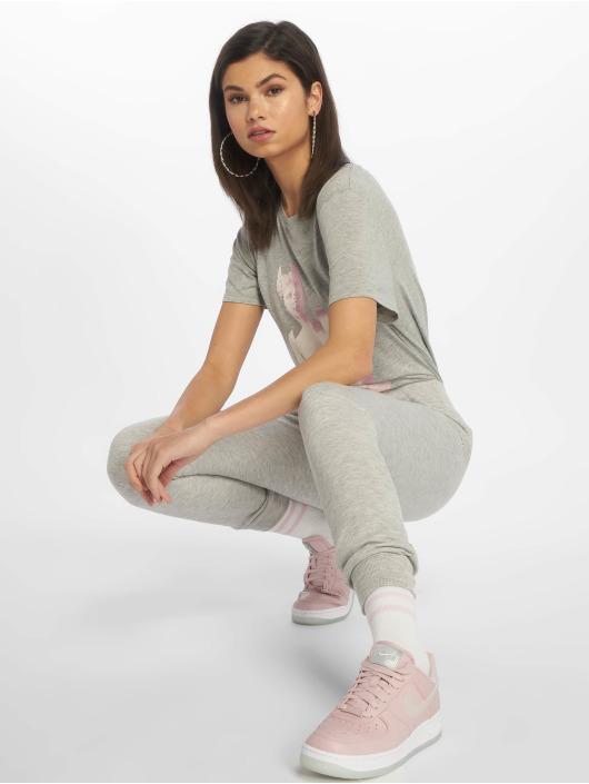 New Look tepláky Basic šedá