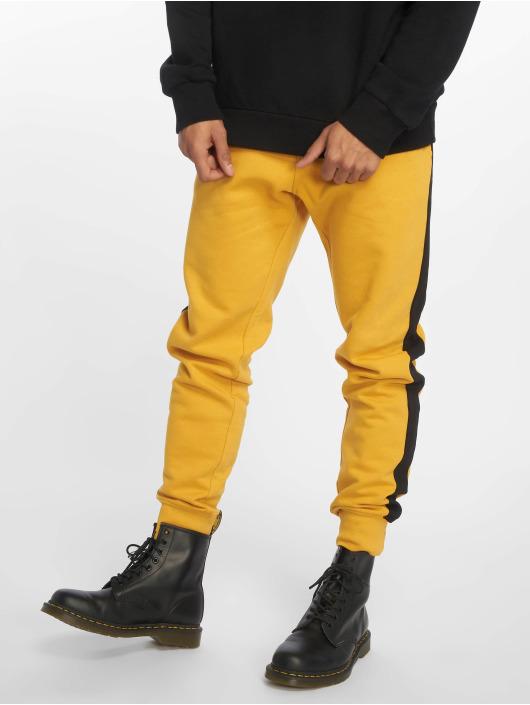 New Look tepláky Side Stripe oranžová