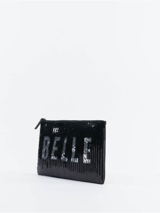 New Look Torby Belle Sequin czarny