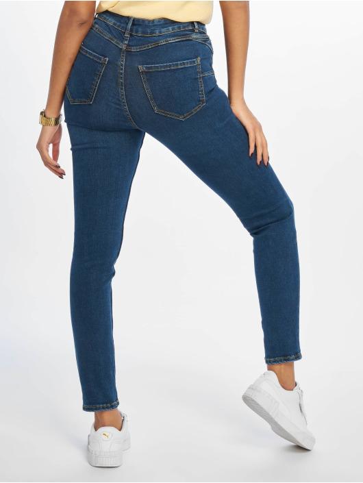 New Look Tynne bukser Lift And Shape blå