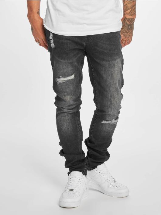 New Look Tynne bukser WB Abrasion grå