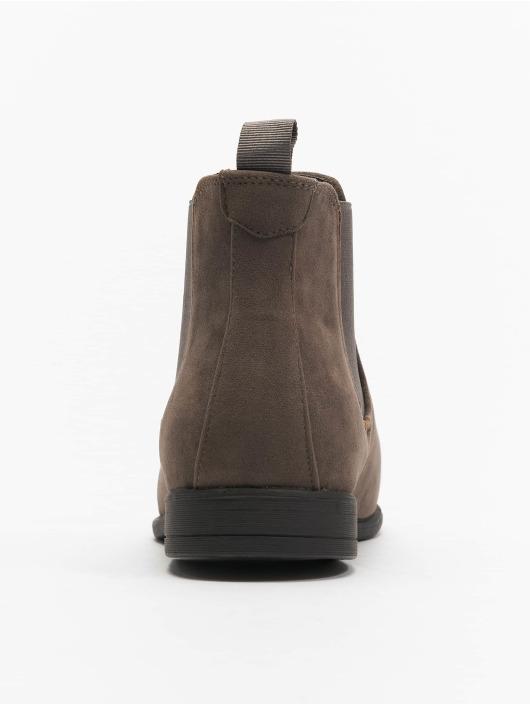 New Look Vapaa-ajan kengät Rossi Sdt Chelsea Boot harmaa