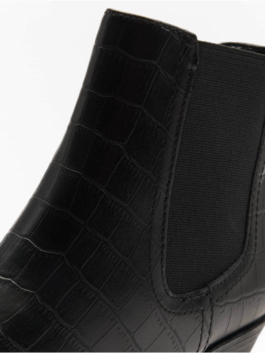 New Look Vapaa-ajan kengät Brook - Croc Chelsea Western 40 musta