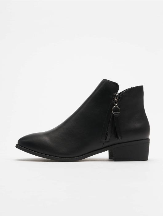 New Look Vapaa-ajan kengät Abbi - Zip Pull Low Casual 35 musta